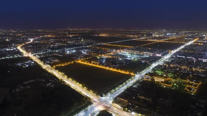 欧普照明积极参与新基建和5G建设,探索智慧道路照明新方向