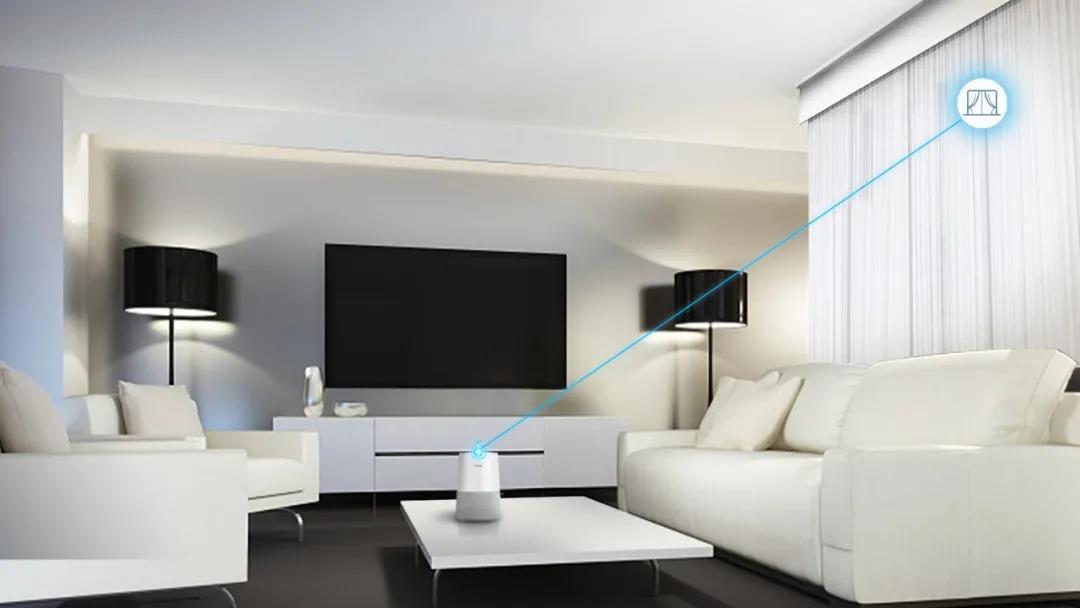 海尔全屋智能场景智慧客厅,轻松操控智能家电