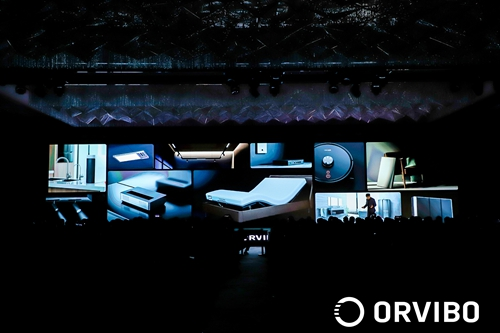 欧瑞博发布年度旗舰智能中控MIXPAD X和主动智能的智能家居操作系统