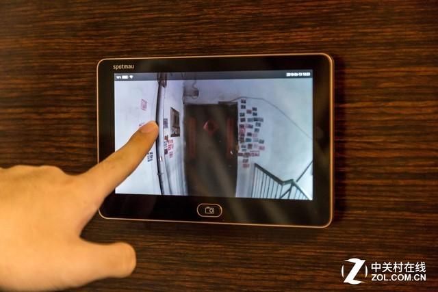 24小时安全管家 斑点猫M100 Pro智能猫眼评测