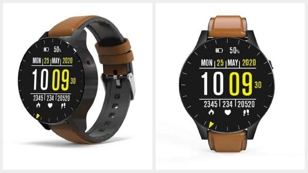 全球首款无边框智能手表即将发布 搭载联发科芯片