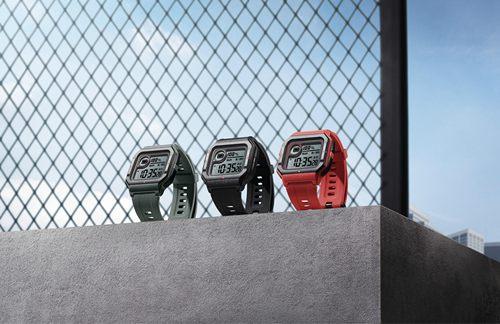 复古经典设计,华米科技发布 Amazfit Neo 智能手表,4 周超长续航