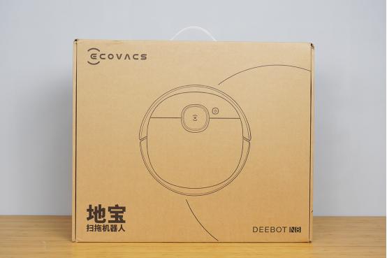 除菌扫拖机器人科沃斯地宝N8尝鲜测评:超高性价比