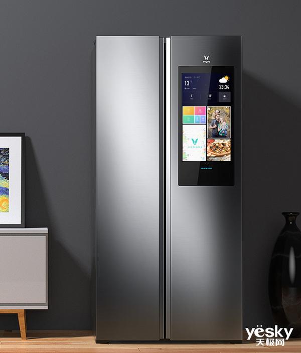 智能家居品质生活     高颜值智能化冰箱谁不爱呢