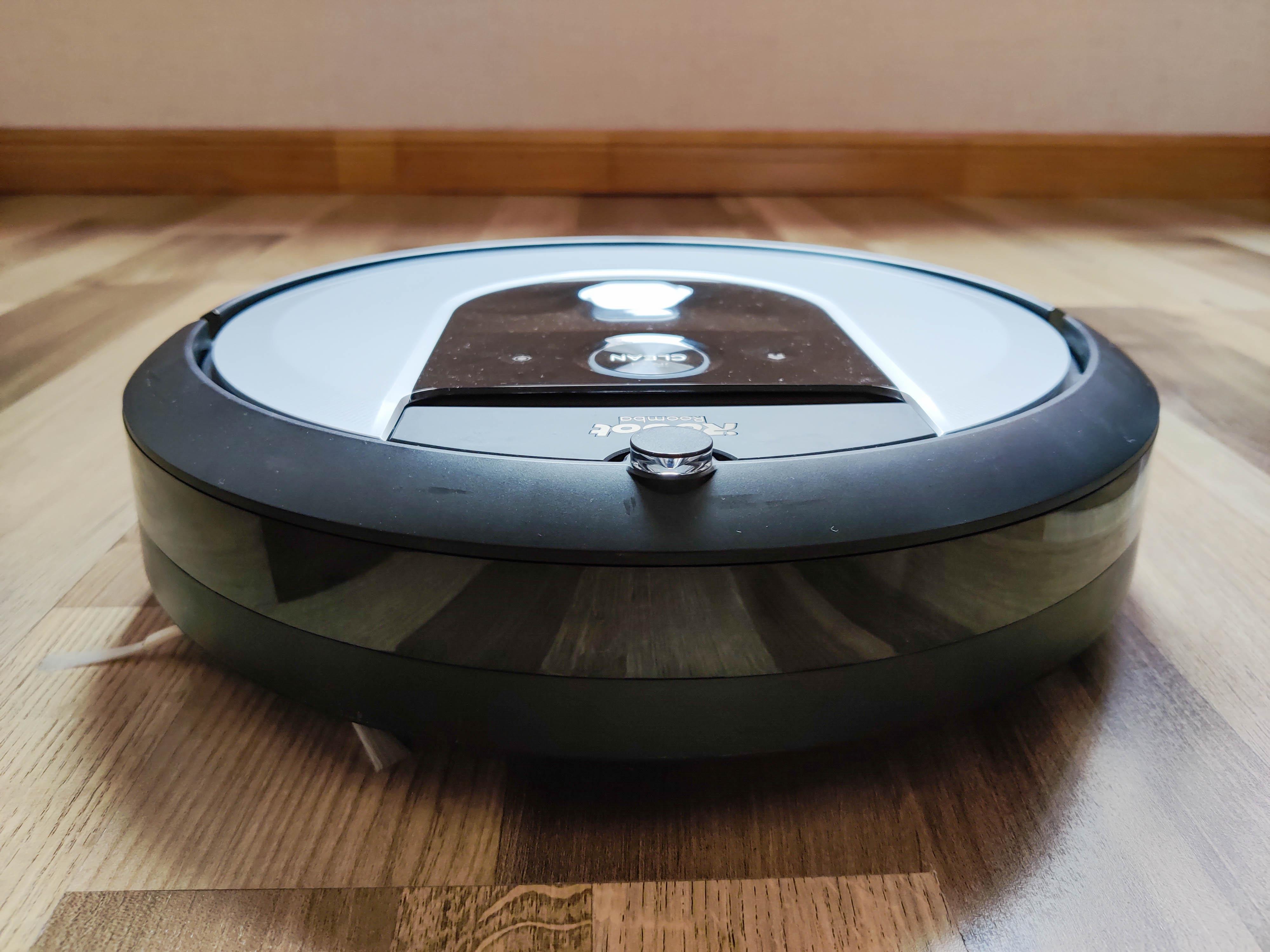 解放双手:iRobot Roomba i7+ 扫地机器人评测