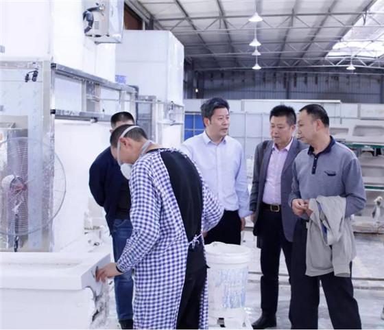推进卫浴产业发展,夹江着手建设智能卫浴产业园