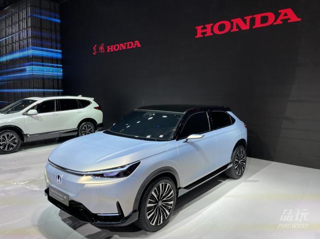 (HondaSUVe:prototype)